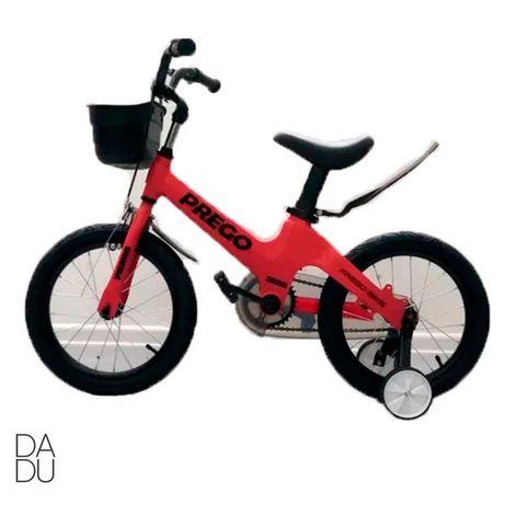 Детский велосипед двухколёсный Prego облегченная рама Скидка!