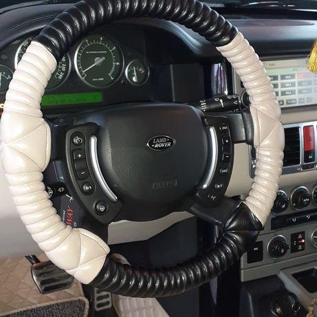 Обшивка руль