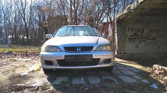 Honda Accord 6 1.8 на части - 3 коли, фейслифт, десен волан