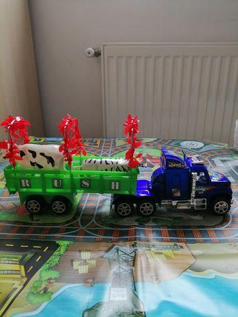Tractor jucarie