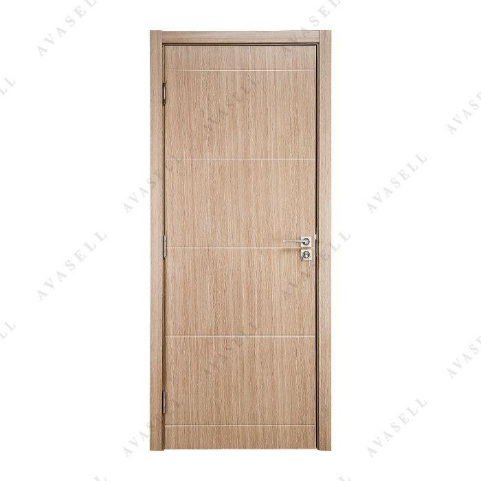 Качествена интериорна врата от МДФ; цвят Златен Дъб; ИЗГОДНО !