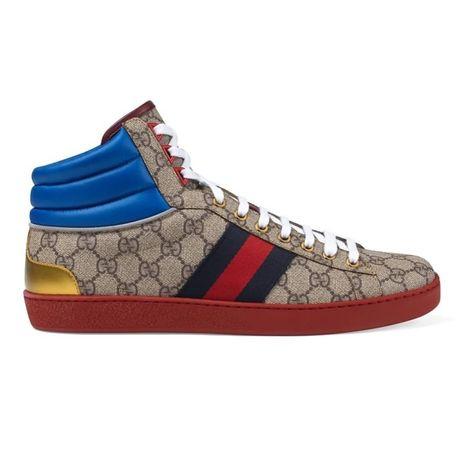 Ghete Gucci High Top 44.5 Autentic