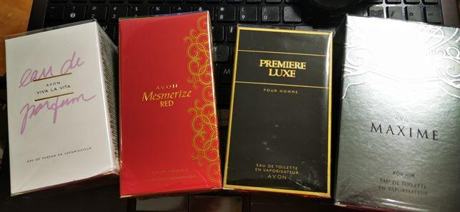 Parfumuri Avon: Today, Herstory, Perceive, Premiere Lux, Viva la Vita