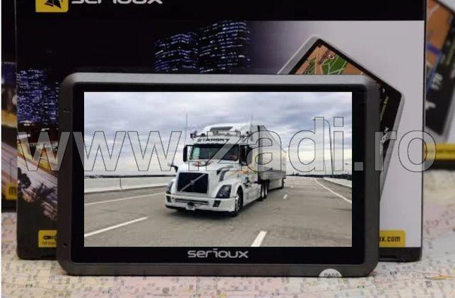 """Gps auto-camion serioux 4.3"""" - garantie 3 ani- harti actualizate la zi"""