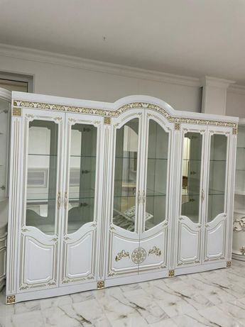 Гостинные стенки Горки Серванды Дёшево Наличие Заводская Готовая мебел