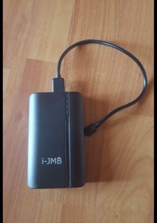 Baterie externa cu lanterna+cablu de date