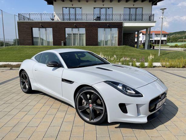 Jaguar F-Type 3.0 supercharger