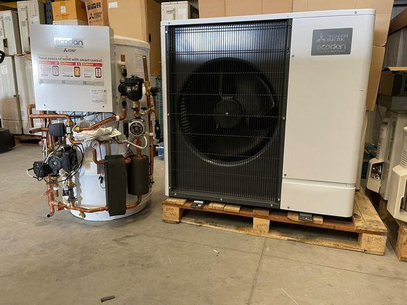 Електрическа термопомпа Mitsubishi Ecodan PUHZ-W112VAA 11.2 kW