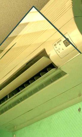 Отражатель холодного воздушного потока из кондиционера. Атырау