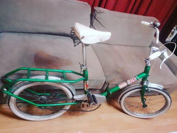 Bicicleta Pegas Camping plianta an 1972