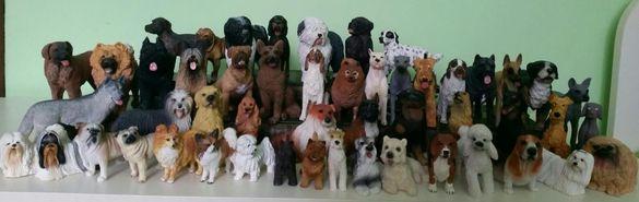 Фигурки-породи кучета