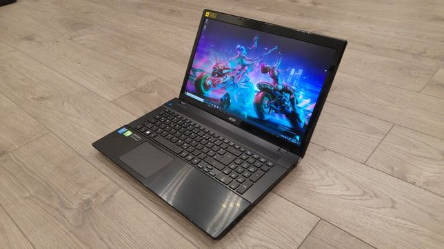 Laptop gaming Acer, intel core-i7-quad , 4 gb video NVIDIA 17,3 inch