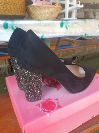 Pantofi de gala, dama, Carolie