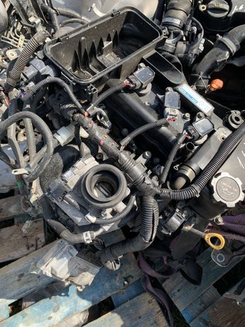 Vand motor toyota aygo/yaris c1 pegout in perfecta stare de funcționar