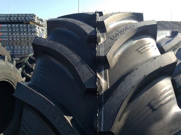 Cauciucuri noi 650/65 R42 marca OZKA anvelope tractor spate garantie