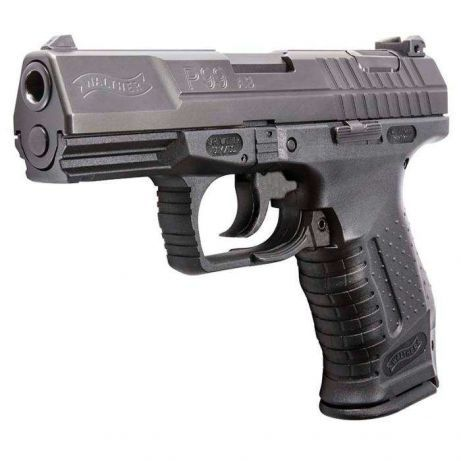 Pachet Walther 4,5 Joules METAL Airsoft+3 CO2 +1000B Precizie-0.40g