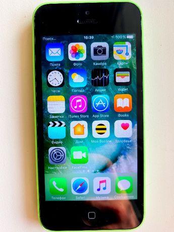 Iphone 5C 16 GB (Green)!
