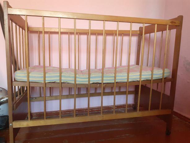 Дет.кроватка