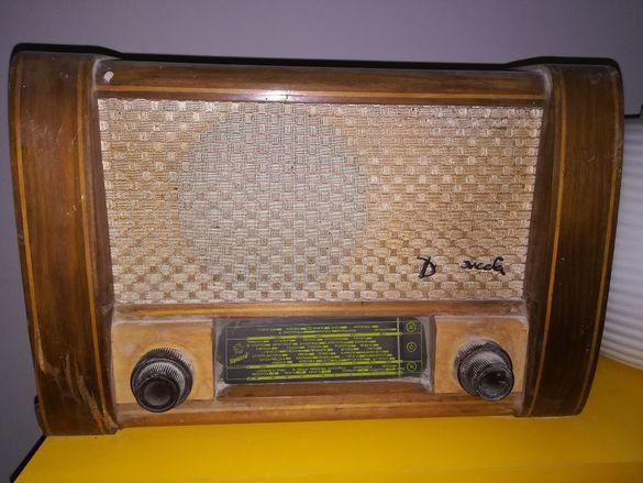 радио апарат Дружба - антика