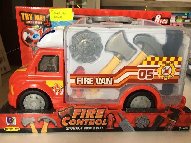 Joc mașina de pompieri