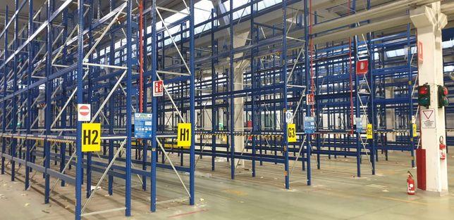 Vând rafturi metalice profesionale cu discount de 20% sub prețul piețe