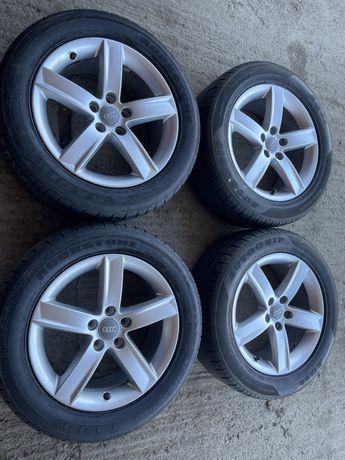 Jante 17 Audi A4,A6,Q3,Q5+Anv vara 225/55/17