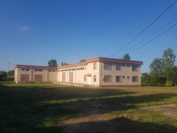 vanzare hala + teren Titu, Dambovita