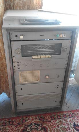 стара радиоуредба