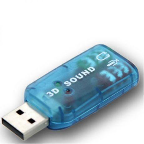 USB звукова карта 2.1