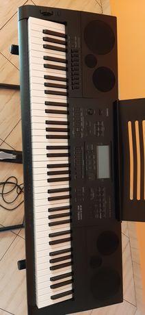 Casio Wk 7600+stativ si pedală
