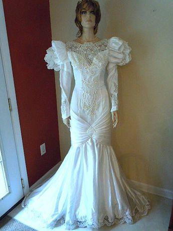 Уникална булчинска рокля MY FAIR BRIDE by Impression с два воала