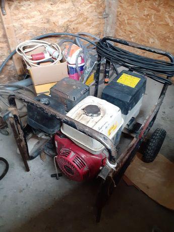 Inchiriez generator 7,5 kw monotrifazat / aparat sudura