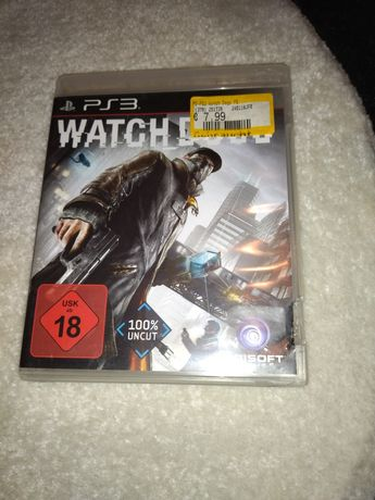 Watch Dogs Play Station (PS3)