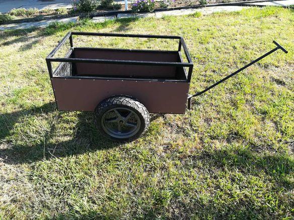Товарна количка ремарке