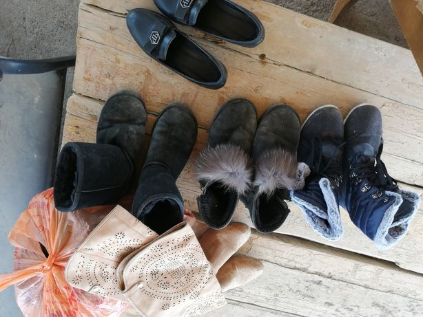 Женские обуви Отдам даром
