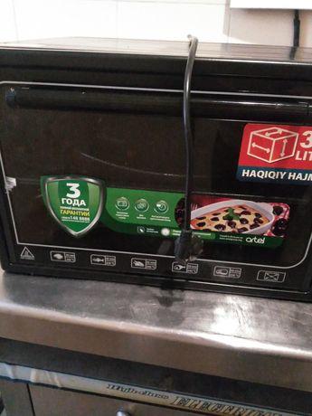 Печка новая кухня