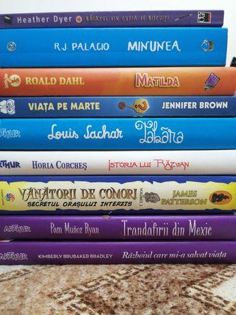 Cărți școlari 5-8 diverse titluri