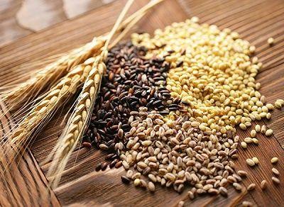 Почистване и заготовка на всички зърнени култури