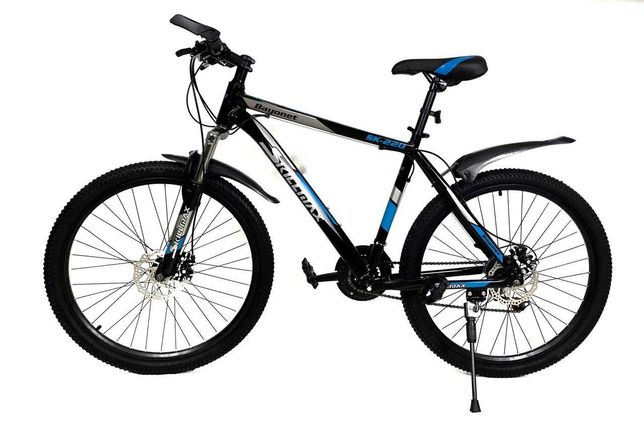 Алюминиевый велосипед Skillmax 26 | Скидка 15% | Гарантия 1 год