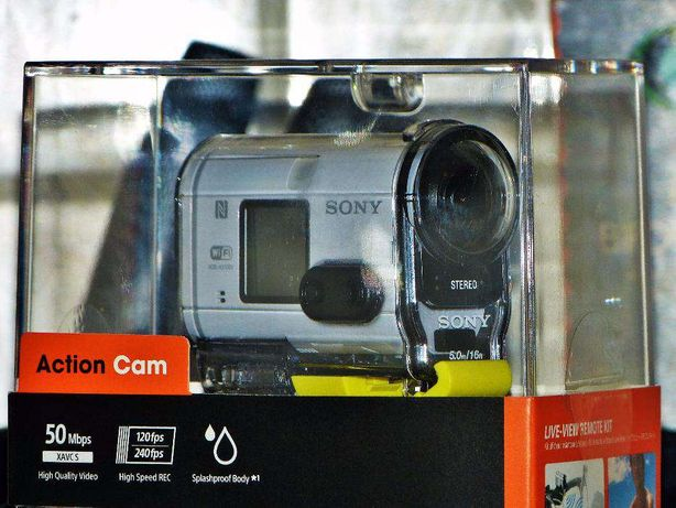 Action cam Sony HDR-AS 100 VB