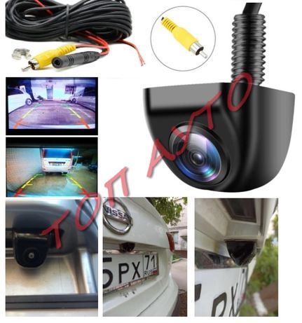 Мини Камера За Задно Виждане За Вграждане Компактна