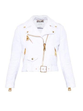 Moschino байкър яке