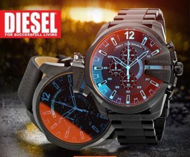 МEГAХИТ! Cтильныe мужские наpyчные часы DIESEL 10 bar