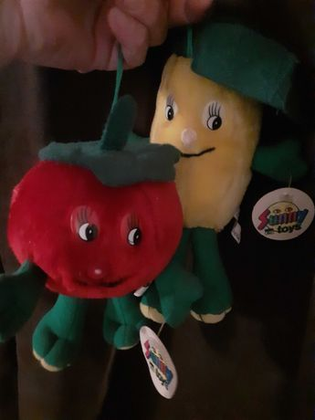 Jucarii din pluș Sunny toys fructe