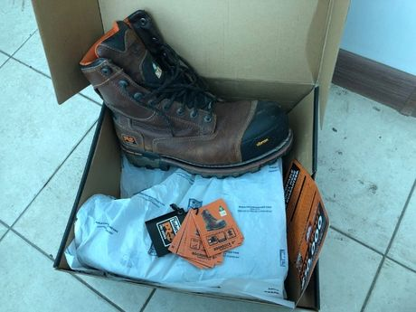 Мужская обувь Timberland Pro