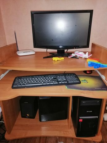 Компьютер и стол в подарок