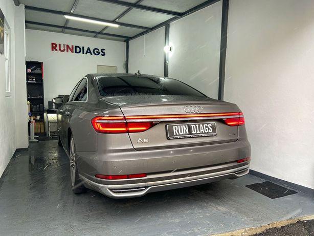 Activare lumini de zi pe stopuri Audi (Q8, A7, A8, A6 etc)