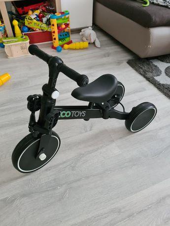 Tricicleta 4 in 1 Ecotoys noua