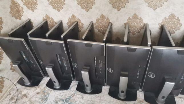 Продам мониторы Dell U2713HMt 27-дюймов 2560х1440 - 19 шт в наличии