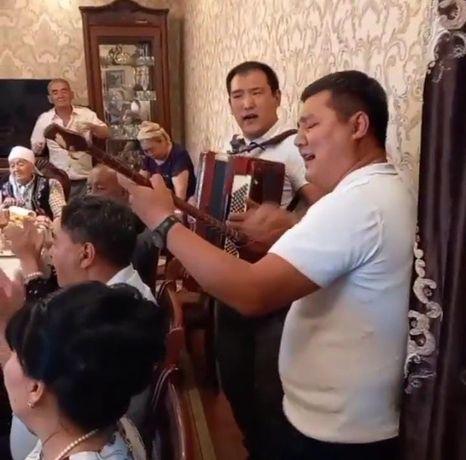 От50000т тамада домбыра асаба музыкант қыз ұзату тұсау кесу сүндет той